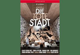 VARIOUS, Finnish National Opera Orchestra, Finnish National Opera Chorus - Die Tote Stadt  - (DVD)