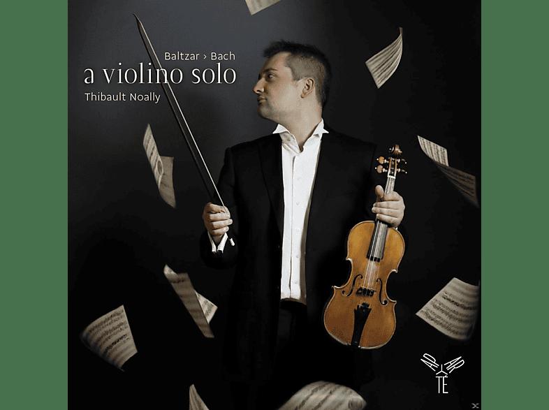 Thibault Noally - A Violino Solo [CD]