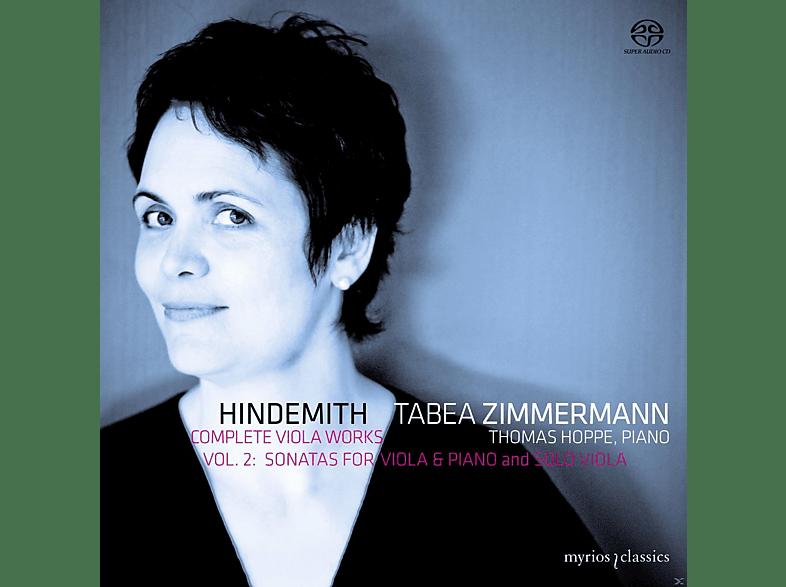 Thomas Hoppe, Zimmermann Tabea - Sämtliche Werke Für Viola 2 [SACD Hybrid]