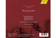 Oregon Bach Festival Chorus, Oregon Bach Festival Orchestra - Messe As-Dur [CD]