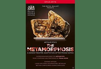 VARIOUS, The Royal Opera House - The Metamorphosis  - (DVD)