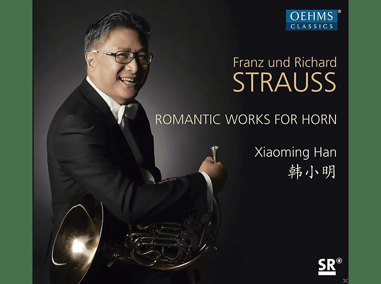 Han Xiaoming - Romantische Werke für Horn [CD]