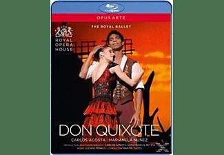 Nunez/Acosta - Don Quixote  - (Blu-ray)