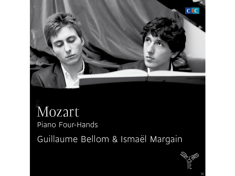 Ismael Margain, Guillaume Bellom - Piano Four-Hands [CD]