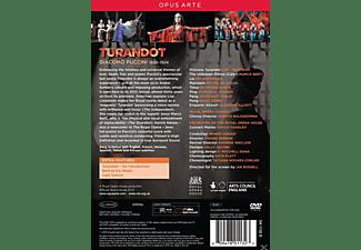 Lise Lindstrom, Marco Berti, Eri Nakamura, Raymond Aceto, Dionysios Sourbis, David Butt Philip, Doug Jones, Orchestra Of The Royal Opera House - Turandot  - (DVD)