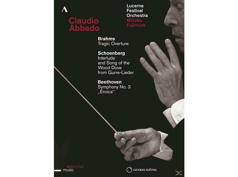 Mihoko Fujimura, Lucerne Festival Orchestra - Claudio Abbado - Letztes Konzert: Lucerne Festival 2013 [DVD]