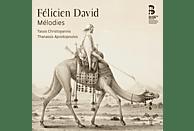 Tassis Christoyannis, Thanassis Apostolopoulos - Mélodies [CD]