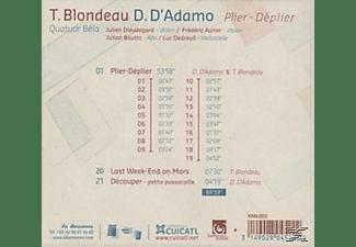 Quatuor Bela - Musica Della Luce  - (CD)
