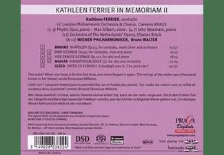 Orchestr London Philharmonic Orchestra And Chorus - Rhapsodie/2 Gesänge/...  - (SACD Hybrid)