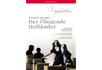 Franz-josef Selig, Ricarda Merbeth, Tomislav Muek, Bayreuth Festival Chor &, Bayreuth Festival Orchestra - Der Fliegende Holländer  - (DVD)