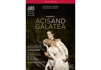 Hogwood/De Niese/Workman - Acis Und Galatea  - (DVD)