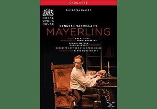 Wordsworth/Royal Ballet - Mayerling  - (DVD)
