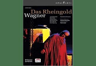 Wolfgang Wagner, Haenchen/Bröcheler/Smit/+ - Das Rheingold  - (DVD)
