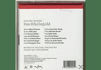 VARIOUS, Orchester Der Bayreuther Festspiele - Wagner: Das Rheingold  - (CD)