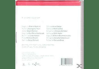 WOTTRICH/YOUN/DOHMEN/BAYREUTH FESTI - Die Walküre  - (CD)