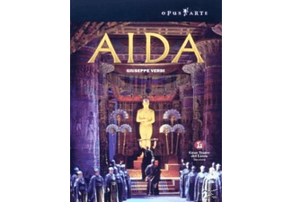 DESSI/FIORILLO/ARMILIATO/GRAN TEATR/MARTINEZ, Martinez/Dessi/Armiliato/+ - Aida  - (DVD)