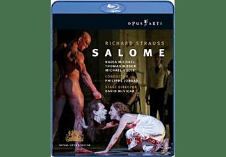 Nadja Michael, Thomas Moser, Philippe Jordan, Michael Volle, Joseph Kaiser - Salome (London 2008)  - (Blu-ray)