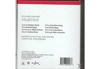 Thielemann, Gould, Siegel - Siegfried  - (CD)