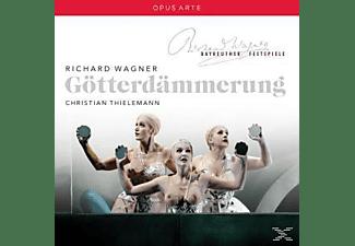 Stephen Gould, Ralf Lukas, Linda Watson, Orchester Der Bayreuther Festspiele - Götterdämmerung  - (CD)
