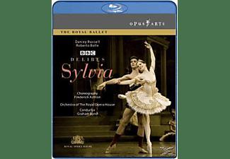 Graham/royal Ballet Bond - Sylvia  - (Blu-ray)