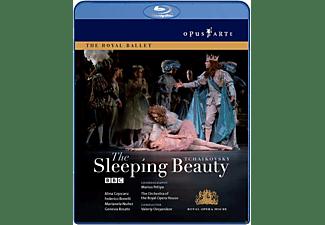 Alina Cojocaru, Federico Bonelli, Nunez Marianela, Genesia Rosato, Orchestra Of The Royal Opera House - The Sleeping Beauty  - (Blu-ray)