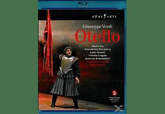 ROS-MARBA/CURA/STOYANOVA - Othello  - (Blu-ray)