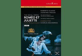 Mackerras, Alagna, Vaduva, Mackerras/Alagna/Vaduva - Romeo Und Julia  - (DVD)