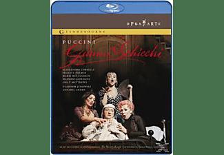 VARIOUS, Vladimir Jurowski, Alessandro Corbelli, F. Palmer, Jurowski/Corbelli/Palmer - Gianni Schicchi  - (Blu-ray)