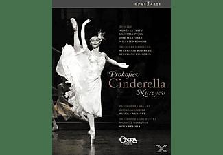 NUREJEV/KESSELS/PARIS OPERA - Cinderella  - (DVD)