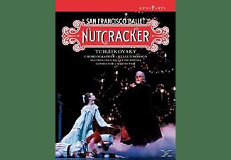 Martin & San Francisco Ballet Orchestra West, West/San Francisco Ballet Orchestra - Nussknacker  - (DVD)