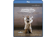 Dahlin & Alexiev, Rousset/Dahlin/Bundgaard/+ - Zoroastre [Blu-ray]