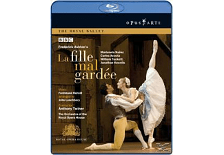 Nunez, Anthony/royal Opera House Twiner, Twiner/Royal Opera House - La Fille Mal Gardee  - (Blu-ray)