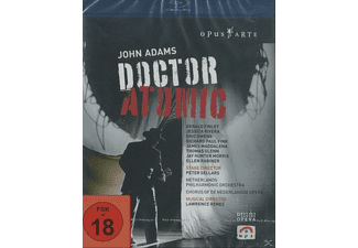 Renes/Finley/Rivera/Owens/+ - Doctor Atomic  - (DVD)