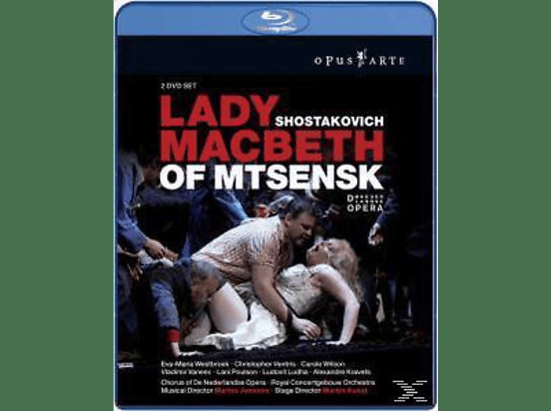 Jansons, Westbroek, Ventris, Jansons/Westbroek/Ventris - Lady Macbeth Of Mtsensk [Blu-ray]