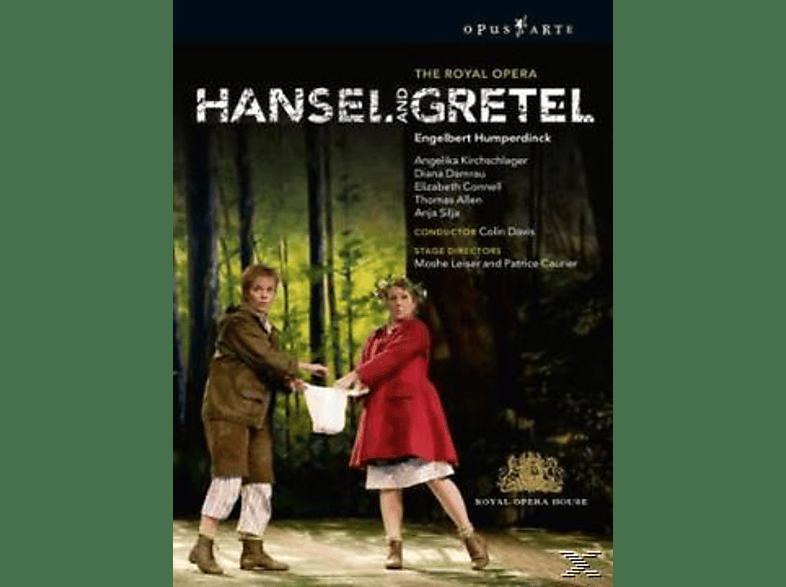 VARIOUS, Covent Garden Orchestra - Hänsel Und Gretel [DVD]