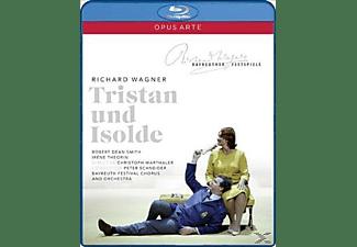 Schneider/Smith/Theorin - Tristan Und Isolde  - (Blu-ray)
