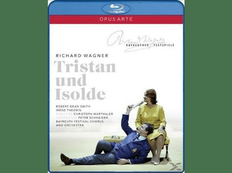 Schneider/Smith/Theorin - Tristan Und Isolde [Blu-ray]