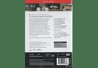 Schneider, Smith, Theorin - Tristan Und Isolde  - (DVD)