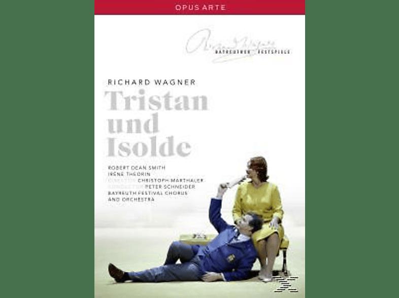 Schneider, Smith, Theorin - Tristan Und Isolde [DVD]