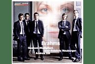 Hill, Quatuor Modigliani, Neuburger - Quintett op.34/Zwei Gesänge op.91 [CD]