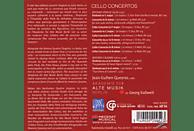 Jean-Guihen Queyras, Akademie Für Alte Musik Berlin - Cello Concertos [CD]