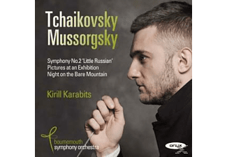 "Kirill Karabits - Symphony No.2 "" Little Russian"" - Pictures At An Exhibition - (CD)"