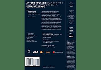 Lucerne Festival Orchestra - Sinfonie 5  - (DVD)