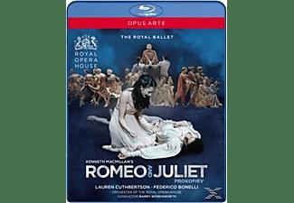 Bonelli/Cuthberston, Wordsworth/Cuthbertson/Bonelli - Romeo Und Julia  - (Blu-ray)