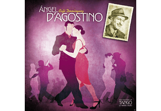 Angel D'agostino - Angel D'Agostino - Cafe Dominguez - (CD)