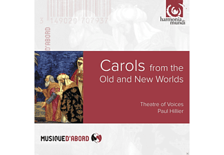 Paul Hillier, Theater Of Voices - Carols From The Old & New Worlds - (CD)