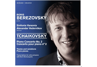 Boris Berezovksy, The Sinfonia Varsovia - Piano Concerto No. 2 - (CD)