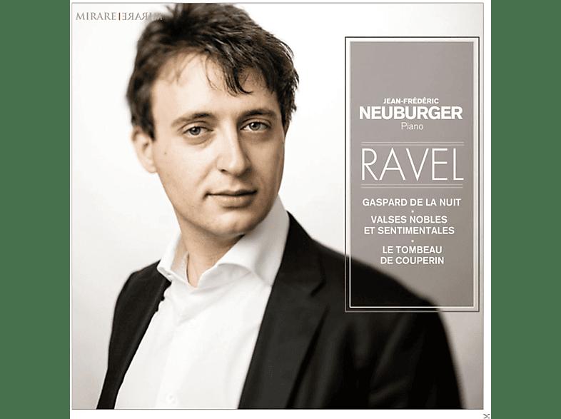 Jean-frederic Neuburger - Gaspard De La Nuit / Valses Nobles Et Sentimentales / Le Tombeau De Couperin [CD]
