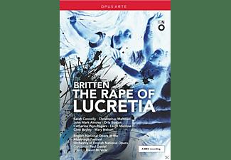 Sarah Connolly, Christopher Maltman, John Mark Ainsley, English National Opera Orchestra, Catherine Wyn-rogers - Britten: The Rape Of Lucretia  - (DVD)