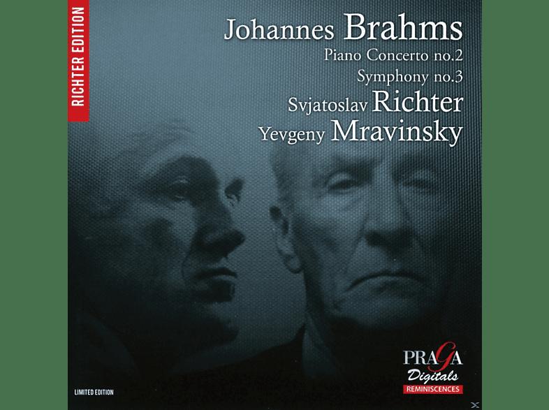 Yevgeny Mravinsky, Richter Svjatoslav - Klavierkonzert 2 - Sinfonie 3 [SACD Hybrid]